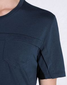 Jersey tshirt from Maison Martin Margiela men's 2014 f/w.