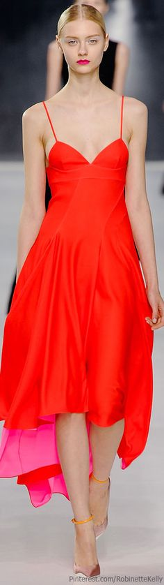 Christian Dior | Resort 2014