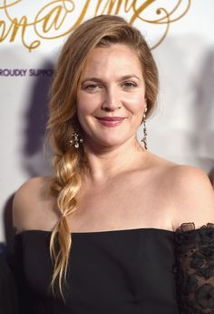 Drew Barrymore's Boho Chic - Enchanting Braided Looks From Our Favorite Celebrities  - Photos