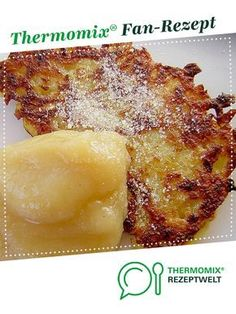 Poke cake with applesauce- Pancake with apple sauce from HotTomBBQ. A Thermomix ® recipe from the category other main dishes on www.de, the Thermomix ® Community. Easy Cake Recipes, Cupcake Recipes, Dessert Recipes, Food Cakes, Potato Recipes, Vegetable Recipes, Mousse Au Nutella, Best Pancake Recipe, Smoothie Recipes