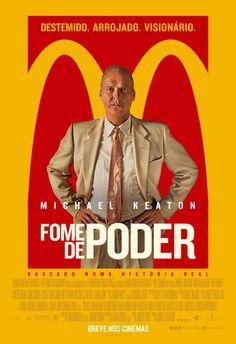 Fome de Poder o filme sobre a criação do McDonalds ganha novo trailer