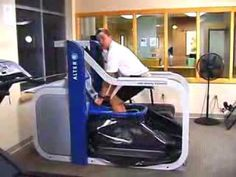Patients at Premier Physical Therapy can now rehab better, train smarter, and exercise safer with the AlterG.