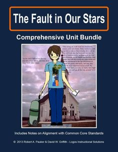 Love those links on pinterest task cards power points for The fault in our stars coloring pages