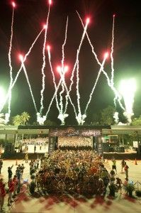 Winners Soaked with Spooky Sweat at First at Inaugural Tower of Terror 10-Miler