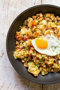 Egg Recipes, Pasta Recipes, Great Recipes, Healthy Recipes, Potato And Egg Recipe, Bistro Food, Austrian Recipes, National Dish, Good Food