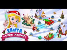 This Christmas, it's Operation Save Santa! Test your skills in the best extreme adventure of the year! Overcome multiple fun levels in the North Pole as you . Christmas Apps, Holiday Games, Happy Holidays, Your Child, Santa, Challenges, Animation, Seasons, Adventure
