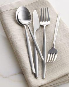 Diane von Furstenberg | Night Cutlery | Silver