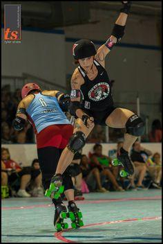 Just a little apex jump