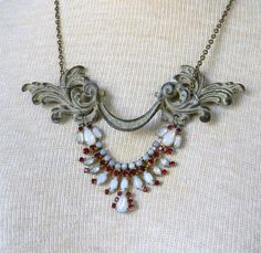 Had Me At Hello Repurposed Scroll Hardware by Retreauxgirl on Etsy, $60.00