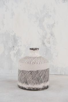 Papyrus Meteorite Vase