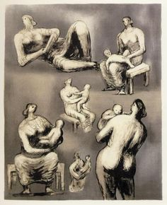 My latest art review: Exposition Henry Moore