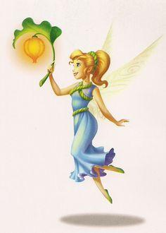 disney fairies graphic novel cover   APPEARANCES: