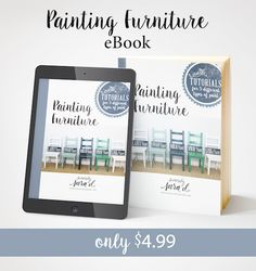 Painting Furniture eBook 4.99