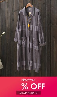 Contrast Color Plaid Loose Long Sleeve Women Shirt Dress is high-quality, see other cheap summer dresses on NewChic Mobile. Cheap Summer Dresses, Spring Dresses Casual, Casual Dress Outfits, Cardigan Outfits, Casual Dresses For Women, Summer Cardigan, Oversized Cardigan, Long Cardigan, Online Shopping