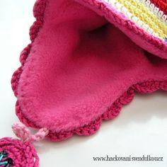 Návod na podšití zimní čepice