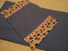 341- jogo de lençol com 3 peças para berço,100% algodão-medindo 1,45cmX1,25cm.