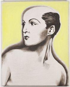 Rene Luckhardt at Bernd Kugler Contemporary Art Daily, Oil On Canvas, Mona Lisa, Archive, Artists, Artwork, Blog, Work Of Art, Auguste Rodin Artwork