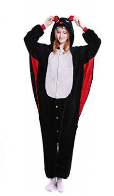dfce61517260 APXPF Adult Onesie Unisex Costume Animal Cosplay Pajamas Anime Cartoon -  LARGE