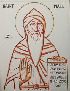 St, Mark Ascetic II   Flickr - Photo Sharing!