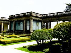 Castillo de Chapultepc #méxico #df #castillo