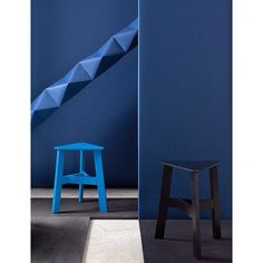 Jäll & tofta 3L stool by Anne Deppe