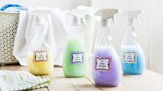 Four DIY fabric fresheners | Speedy laundry hacks | Tesco Living