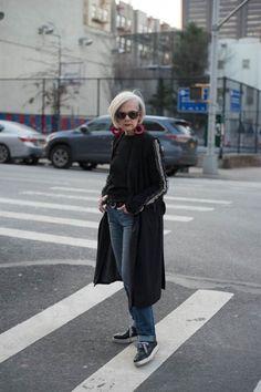 63-летняя Лин Слейтер: Accidental Icon / Fashion блоги / ВТОРАЯ УЛИЦА