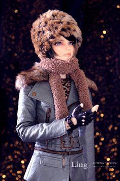 BJD Doll Yandi from Angell-Studio