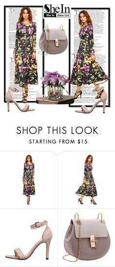 """""""Sheinside-VIII/6"""" by ermansom ❤ liked on Polyvore featuring Balmain and Sheinside"""