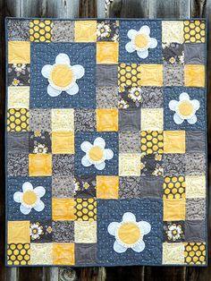 April Showers Quilt Pattern