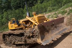 The Cat D4 still going strong #Dependability #CatMachines