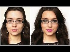 ▶ Makeup for Glasses | Themakeupchair - YouTube