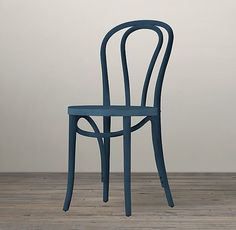 Image result for blue cushion bistro chairs