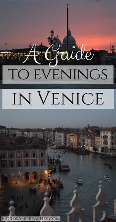 // Contains some affiliate links Venice by day is a tourist machine, but at night there is a transition. The gaudy facade vanishes, the streets empty. Venice has taken off her stage makeup for the…MoreMore #ItalyVacation