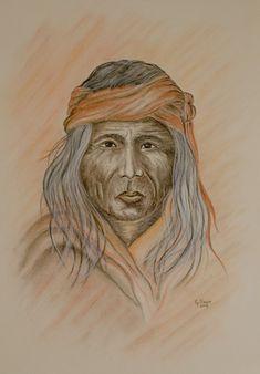 Greet van Viegen - Apache Indian