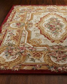 Shop Ansley Rug from Safavieh at Horchow, where you'll find new lower shipping on hundreds of home furnishings and gifts. Hand Knotted Rugs, Hand Weaving, Muebles Shabby Chic, Traditional Area Rugs, Textiles, Hand Tufted Rugs, Carpet Design, Indoor Rugs, Carpet Runner