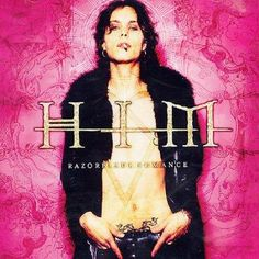 HIM - Razorblade Romance (Deluxe 2014 Reissue w/ Bonus Tracks) Valo Ville, Tom Mison, Wicked Game, Shops, Gothic Rock, Cool Things To Buy, Stuff To Buy, Greatest Hits, Apple Music
