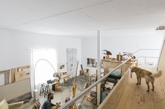 Gallery of House for a Painter / DTR_studio architects - 11