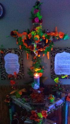 Fluorescent Altar