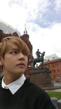 """""""So I stood by this thing and I looked all majestic and yeah"""""""