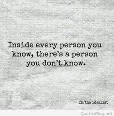 Very true. Like another personality.. a person who lies,cheats, just hurts your soul