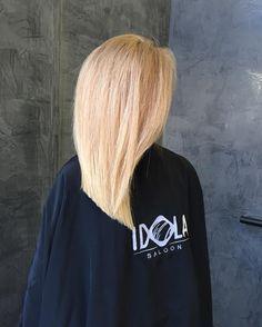 •TAGLIO A FORMA PIENA• Né troppo lungo né troppo corto, è un taglio di capelli…