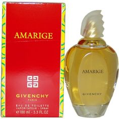 Givenchy III by Givenchyperfumes of all time | Amarige Perfume by Givenchy - 3.4 oz EDT Spray (New In Box)