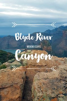 The Blyde River Canyon has been on my bucket list for ages. Funny thing is, every year (for the past five) we head out on an amazing African Bush Getaway to the Timbevati. African Life, Style Blog, The Past, River, Rivers