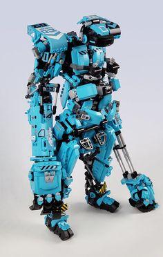 Lego Mechs, Lego Bionicle, Lego Bots, Amazing Lego Creations, Lego Design, Diy Design, Design Ideas, Lego Worlds, Lego Models