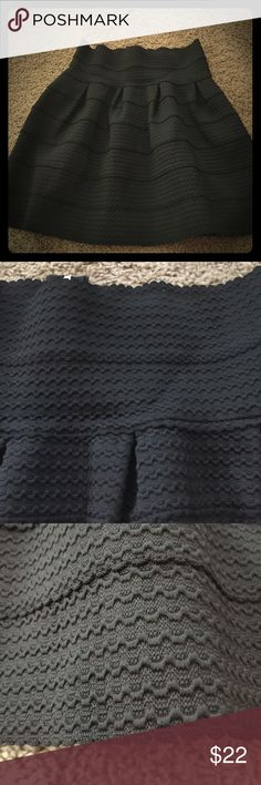 "6 tiered Mini Skirt in Black PLS READ BELOW🌺👇🏼 Sizes 6 & 8 available. Super stretch Polyester Neoprene Fabric  4"" wide waistband. Back 5"" Zip 🎀. THIS PRICE IS FOR BUNDLES OF 3 OR MORE ONLY‼️🛍🛍🛍💋🎀🎁 MKB Skirts Mini"