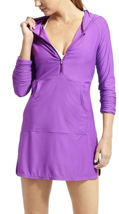 Got any vacations planned this year? This Wick- It Coverup is perfect for after a dip in the pool/lake/ocean!🤗 Highly rated and on sale for just under $24 at Athleta right now!!! 👉👉 http://shopstyle.it/l/yfRf  #affiliatelink