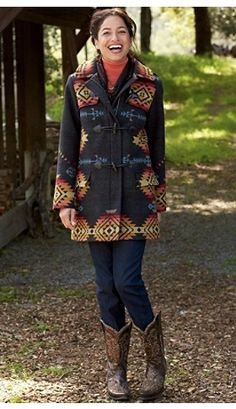 Tillamook toggle coat #pendleton