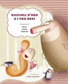 Riccioli d'oro e i tre orsi di Roberto Piumini, http://www.amazon.it/dp/8867141546/ref=cm_sw_r_pi_dp_4NgPsb10Q2PWZ