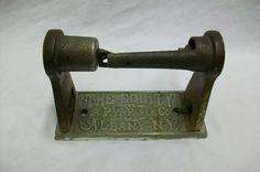 antique toilet paper holder